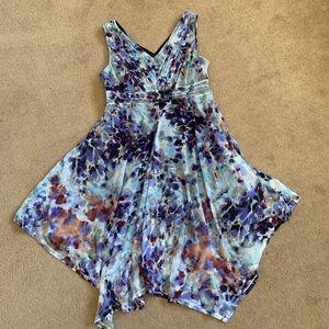 EUC Vera Wang sleeveless dress